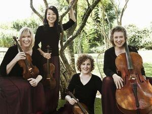 Guest Master Class: Cavani String Quartet, chamber music