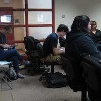 Tutor To Go: Extra Writing Tutoring During Exams