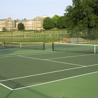 Warfield Tennis Courts