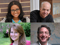 Adult Summer Reading Kickoff: Literary Elements -- An Evening with Three Maryland Writers