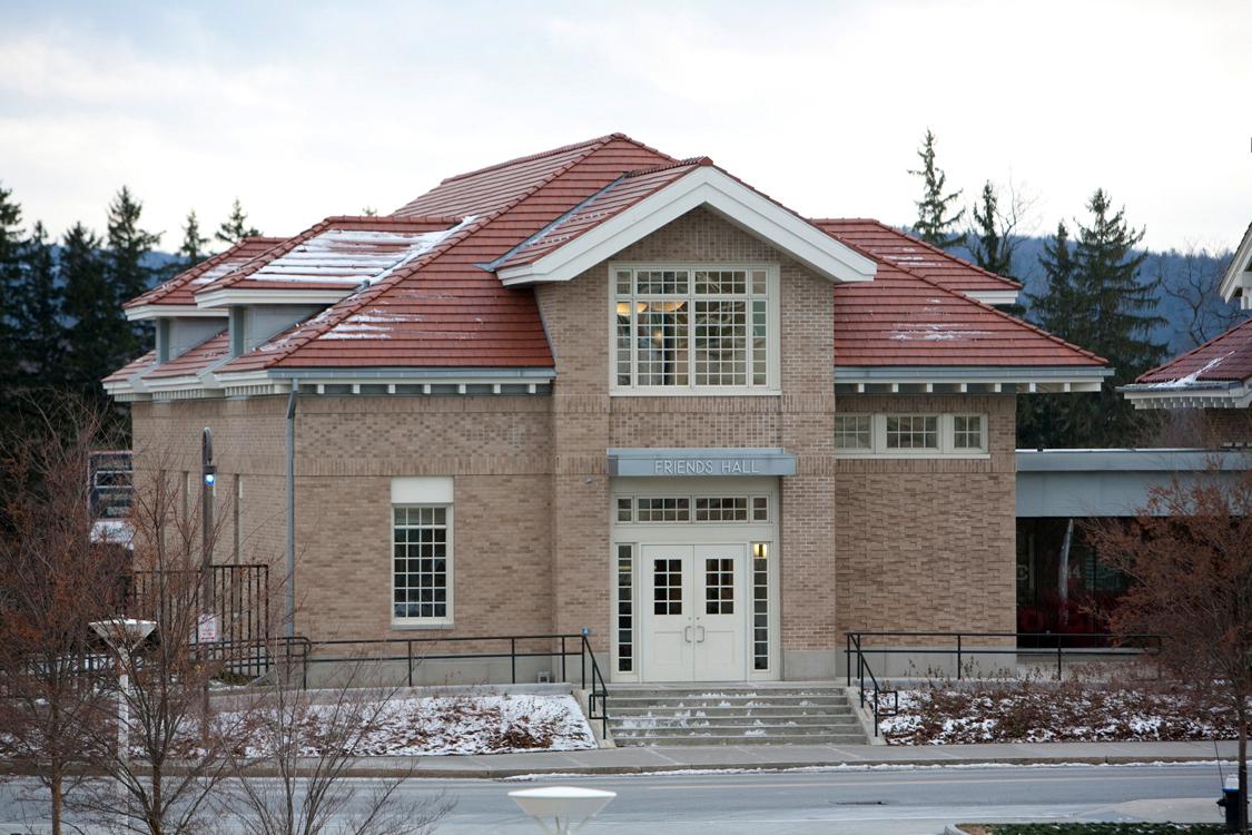 Friends Hall