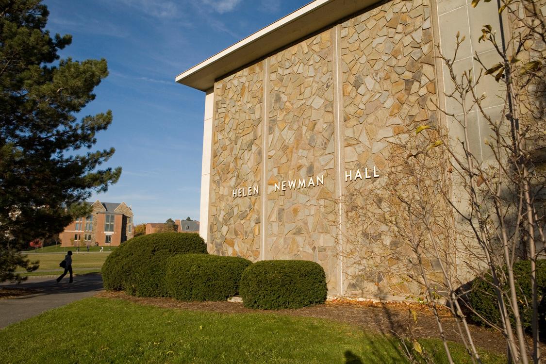 Helen Newman Hall