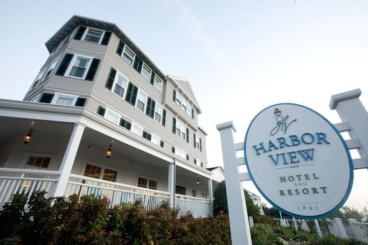 Harbor View Hotel, Edgartown