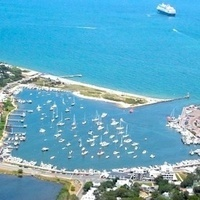 Oak Bluffs Harbor