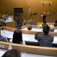 Robinson Courtroom