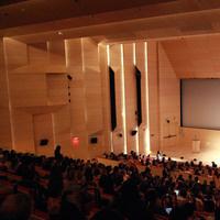 John L. Tishman Auditorium, University Center