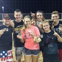 Sunday Night Intramural 4v4 Sand Volleyball League