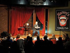 Harvey's Comedy Club & Restaurant
