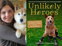 Jennifer S. Holland, Unlikely Heroes: 37 Inspiring Stories of Courage and Heart From the Animal Kingdom