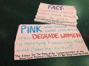 Documentary Screening: Pink Ribbons Inc.