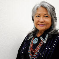 Luci Tapahonso: A Reading by the Poet Laureate of the Navajo Nation