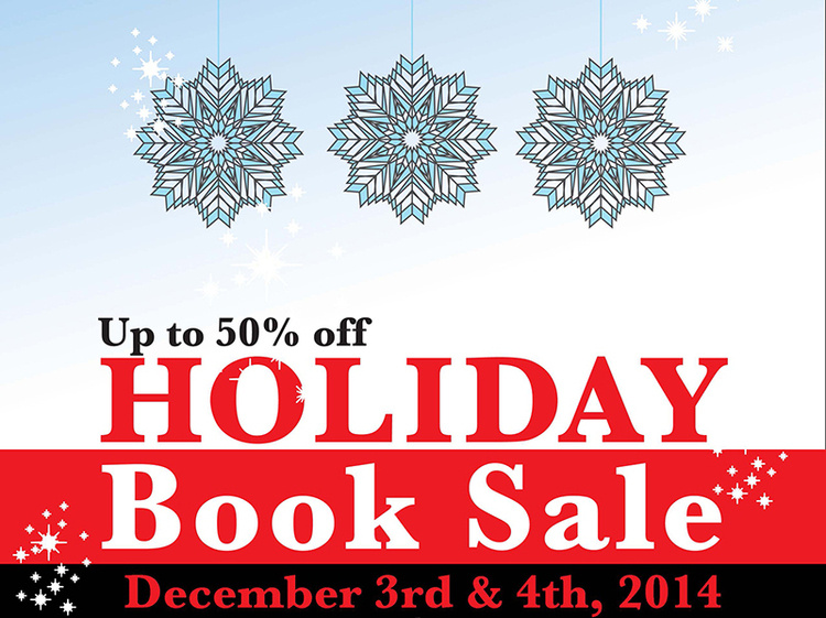 MoCP Holiday Book Sale