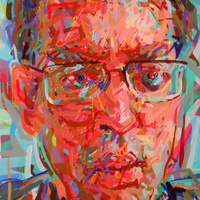 """Head Out: Paintings by John Hampshire"""