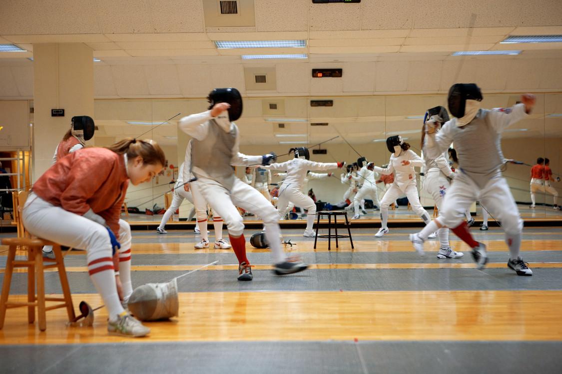 Stifel Fencing Salle