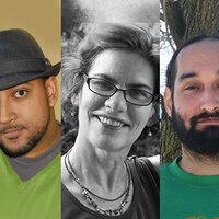 Poetry & Conversation: Steven Leyva, Rebekah Remington, & John A. Nieves