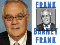 Barney Frank, Frank: A Life in Politics from the Great Society to Same Sex Marriage