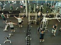 Burdick Gym 3