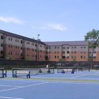 Kelly and Ina May McAdams Tennis Complex