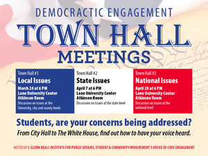 Town Hall Meeting #1