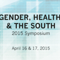Gender, Health, and the South Symposium