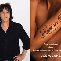 Writers LIVE: Joe Wenke, The Human Agenda: Conversations About Sexual Orientation and Gender Identity