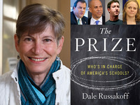 Writers LIVE: Dale Russakoff, The Prize: Who's in Charge of America's Schools?