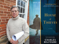 Writers LIVE: Charles Belfoure, House of Thieves