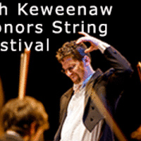 4th Keweenaw Honors String Festival with Daniel O'Bryant and Pamela McConnell