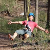 Challenge Course High Ropes Adventure