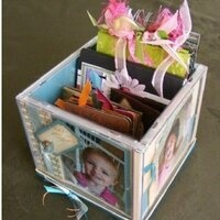2nd Saturday Workshop - Upcycled CD Case Box