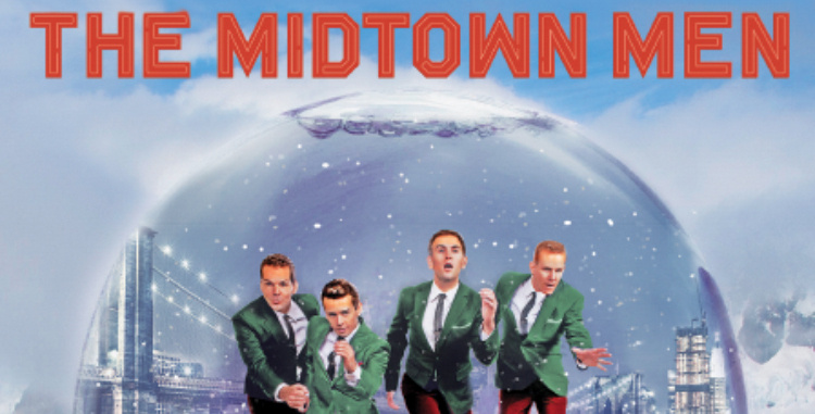 Midtown Men: Holiday Hits