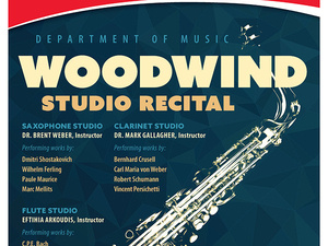 Woodwind Studio Recital