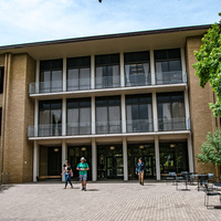 Braniff Graduate Building