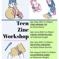 Teen Zine Workshop