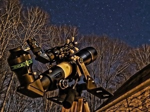 Seeing Stars: Astronomy Telescope Workshop