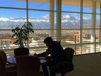 Career Development Center Finals Lounge