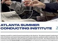 Atlanta Summer Conducting Institute