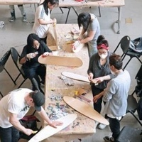 FREE AFTER THREE: SKATEBOARD BUILDING WITH OASIS SKATEBOARD FACTORY