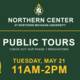 Northern Center: Phase I Tours