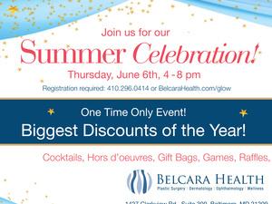 Belcara Health Summer Celebration