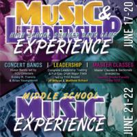 TCU High School Band Camp