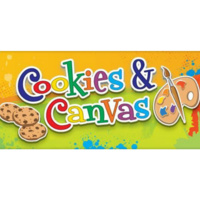 COOKIES AND CANVAS PAINTING PARTY