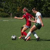 USI Women's Soccer vs McKendree University at Evansville, IN, Strassweg Field