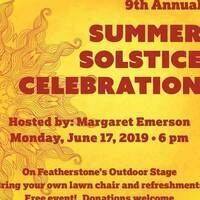 Summer Solstice Celebration