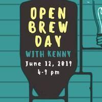 Open Brew Day at True Respite Brewing Company!