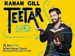 Kanan Gill Live: Teetar