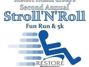 Restore Health Group Stroll N Roll