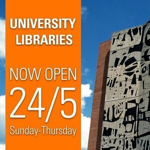 Library Offers Extended Hours