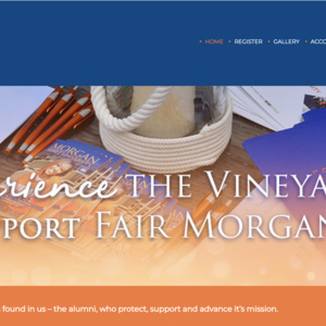 Morgan on the Vineyard 2019