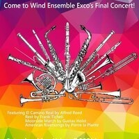 Wind Ensemble ExCo Final Concert